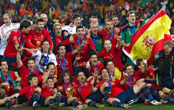 Espagne champion du monde 2010 celui qui se perd dans - Finale coupe du monde 2010 ...