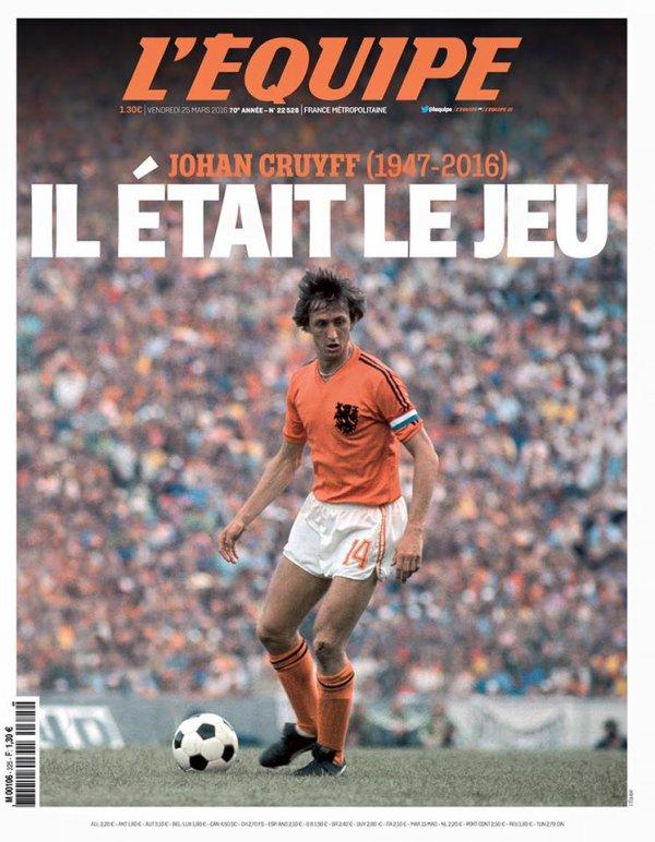 Johan Cruyff 1947-2016