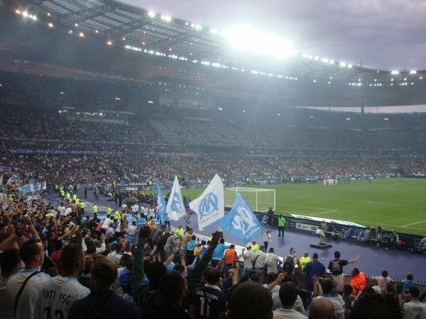 2016-Lors du Match OM-PSG FINALE Coupe de FRANCE 2016 (Ma 2ème finale de coupe de France)