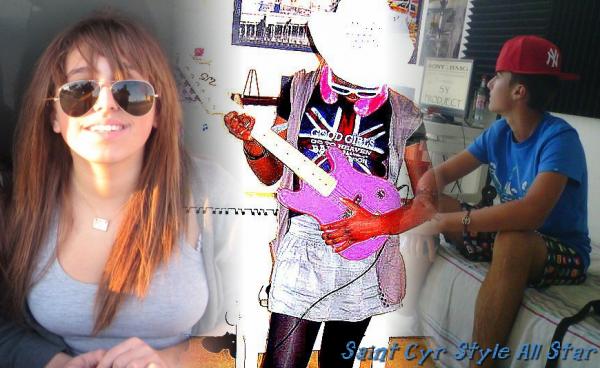 Saint Cyr Style All Star : Come Back' . R'n'b , Rap , Dance . Aimeras-tu ?