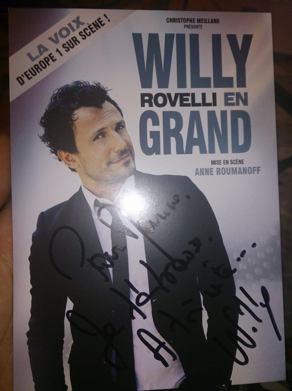 # 174 - Willy Rovelli