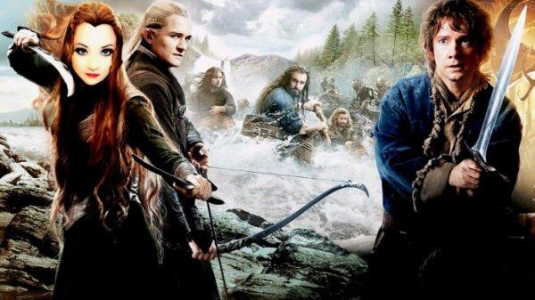 Le Hobbit Montage