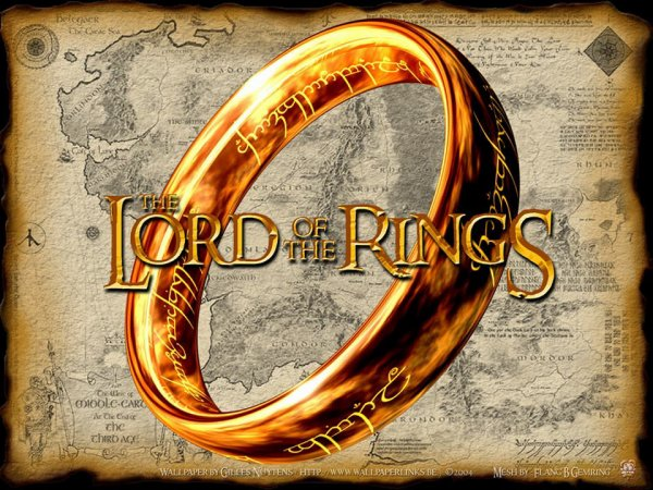 Lord of the rings Maps