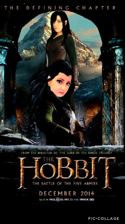 The HoBBiT Elfe Jotiriel