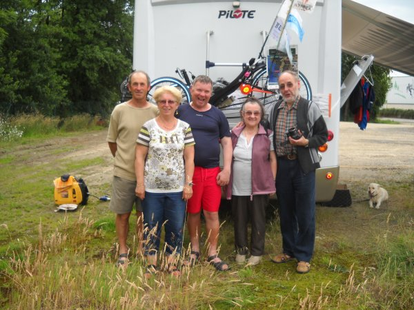 Mercredi 27 Juin 2012: 40 ème étape BAGNOLES DE L'ORNE-DOMFRONT soit 19,02 km  soit depuis le départ 1036 km