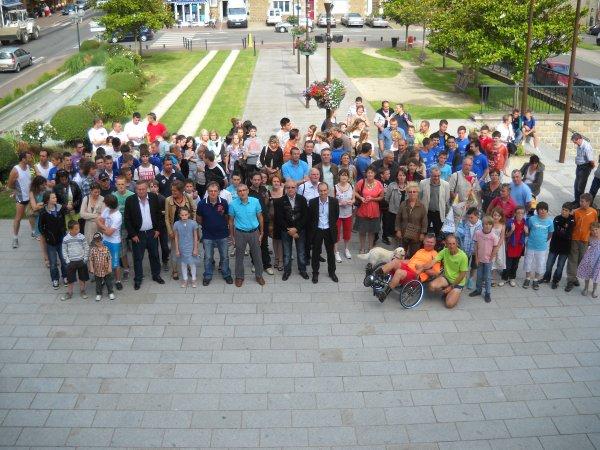 Vendredi 29 Juin 2012: 42 ème étape MORTAIN-SAINT HILAIRE DU HARCOUET soit 12.32 km  soit depuis le départ 1079 km