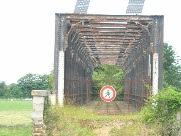 Samedi 30 Juin 2012: 43 ème étape SAINT HILAIRE DU HARCOUET-PONTAUBAULT soit 23,32 km  soit depuis le départ 1103 km