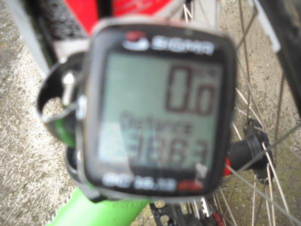 Samedi 15 Aout 2015 1000km avec mon nouveau Tryke