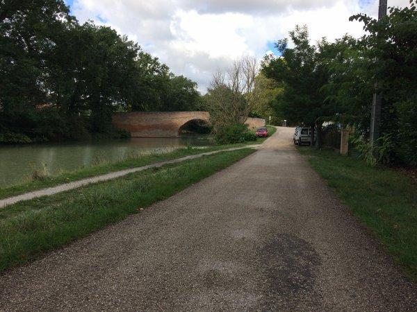 Mardi 19 Septembre 2017 4éme étape Tour Haute Garonne Avignonet Lauragais=Auzeville Tolosane 37.380KM