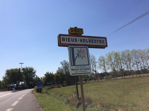 Mercredi 20 Septembre 2017 5éme étape Tour Haute Garonne Auzeville Tolosane=Rieux-Volvestre 54.540KM