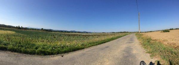 Jeudi 21 Septembre 2017 6éme étape Tour Haute Garonne Rieux-Volvestre=Martres -Tolosane 25.670KM