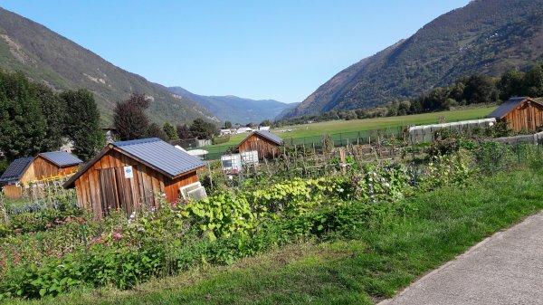 Lundi 25 Septembre 2017 journée de repos Tour Haute Garonne Bagnéres de Luchon