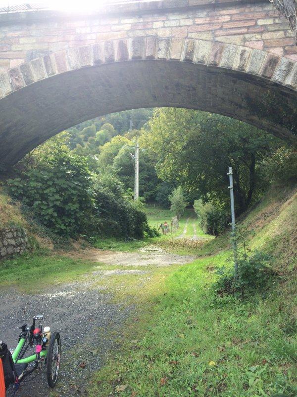 Mardi 26 Septembre 2017 10éme étape Tour Haute Garonne Bagnéres de Luchon=Saint Bertrand de Comminges 33.090KM