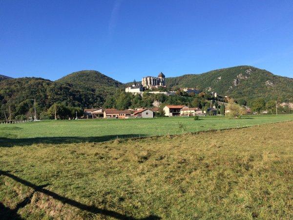 Mercredi 27 Septembre 2017 11éme étape Tour Haute Garonne Saint Bertrand de Comminges=Aurignac 40.520KM