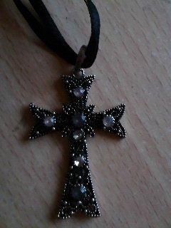 Celui qui me prendras ma croix ... auras mon coeur ...