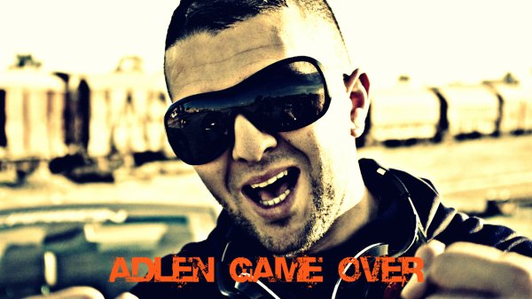 Adlen Game Over