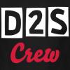"""STREET ALBUM """"D2S CREW - EN DIRECT DU LABO"""" 12 TITRES"""