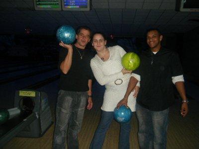 bowling apres le resto