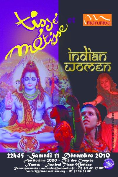 Indian Women 11 décembre 2010