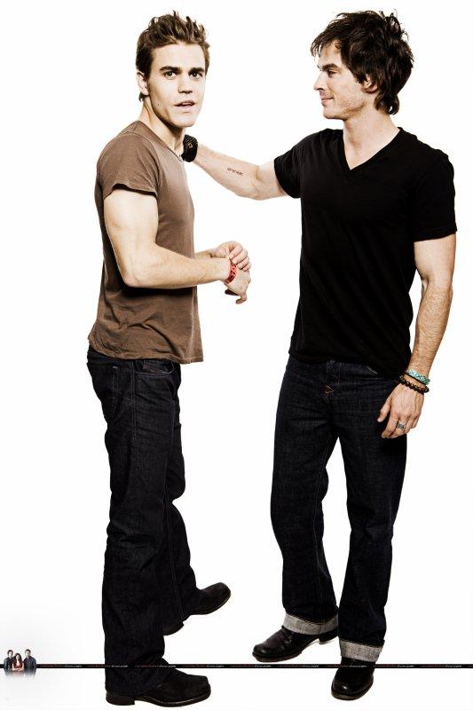 Réplique mémorables de Damon !