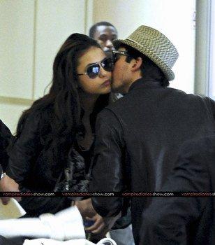 Ian et Nina ensemble ?