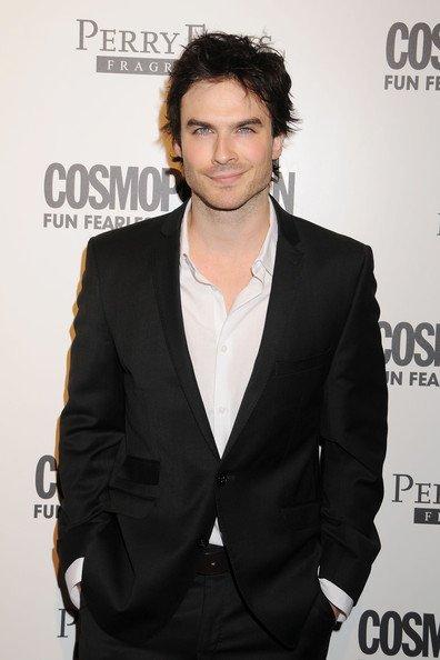 Ian le 7 mars au Mandarin Oriental hotel à New York City