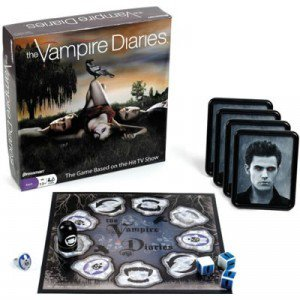 Les objets de Vampire Diaries