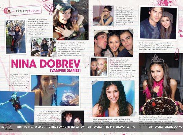 Nina dans Dream'up !