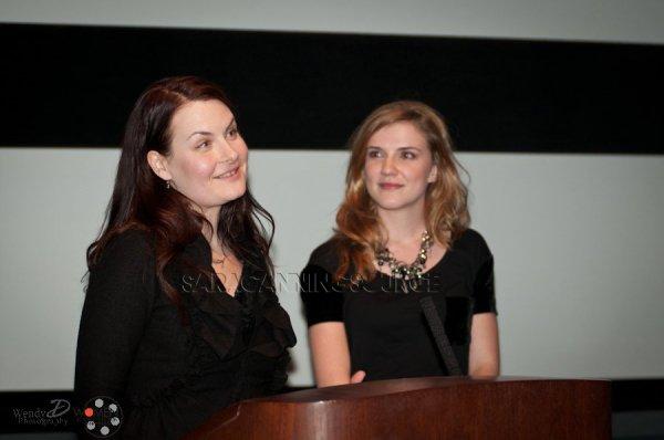 Sarah Canning au 6th Annual Women in Film Festival