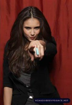 Les photos de Nina pour TV Magazines