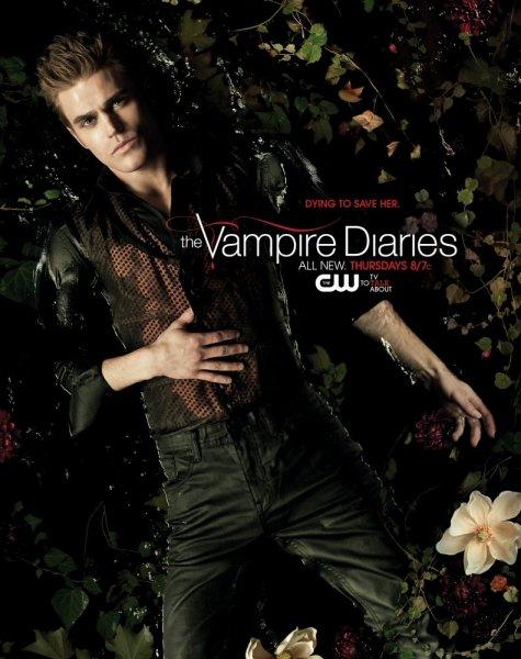 Poster exclusif de Stefan !