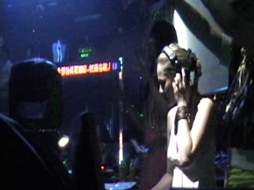 Dj Miss Shine -  SOS Club Hangzhou  -  China