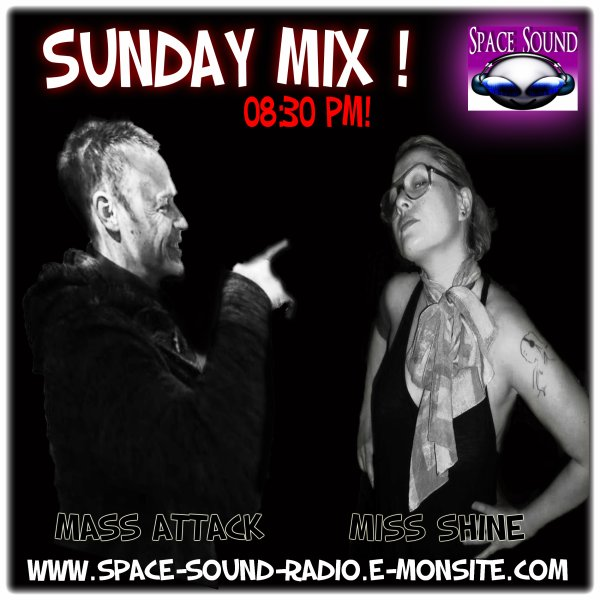 Miss Shine vs Mass Attack - Space Sound Radio