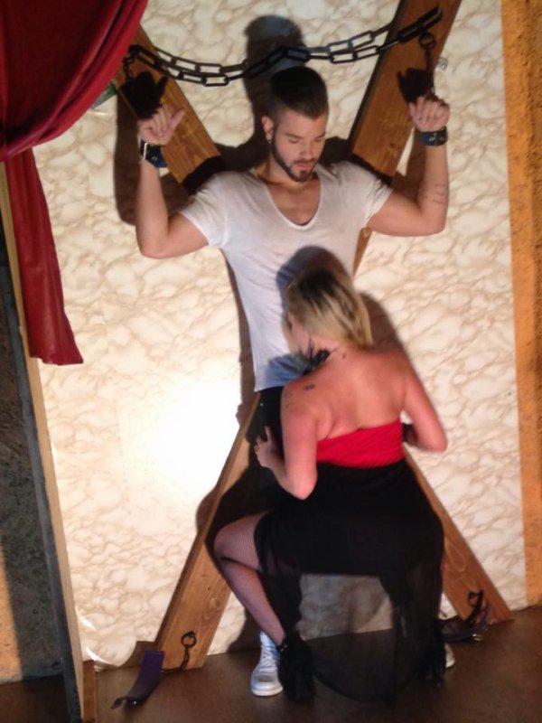 Sex Crime Photos du Tourage Miss Shine vs Eurythmics