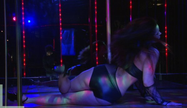 SEX CRIME -  Photos du Tourage Miss Shine vs Eurythmics