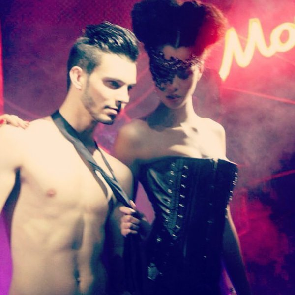 Soirée Sex Crime - Miss Shine 12 mars 2015 Moulin Rouge