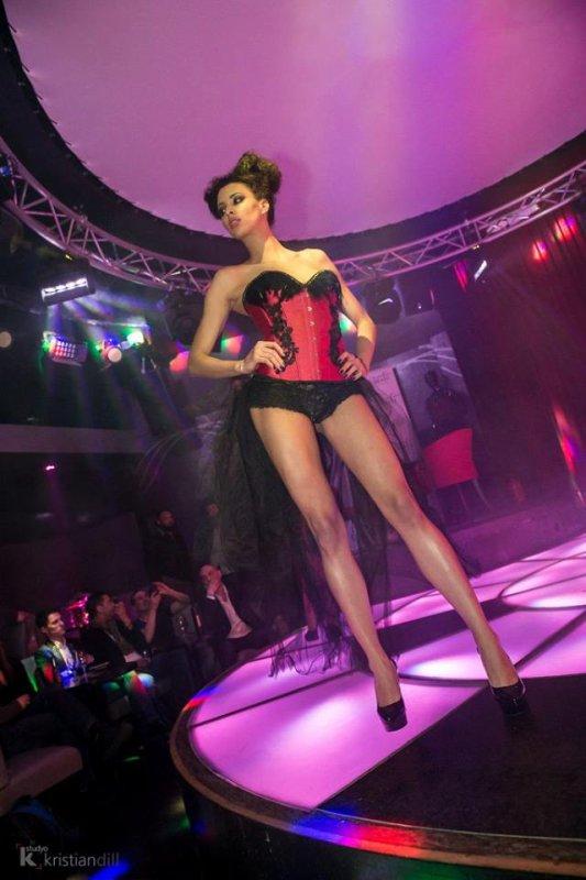 Soirée Sex Crime Miss Shine feat  Eurythmics 12 mars 2015 Moulin Rouge