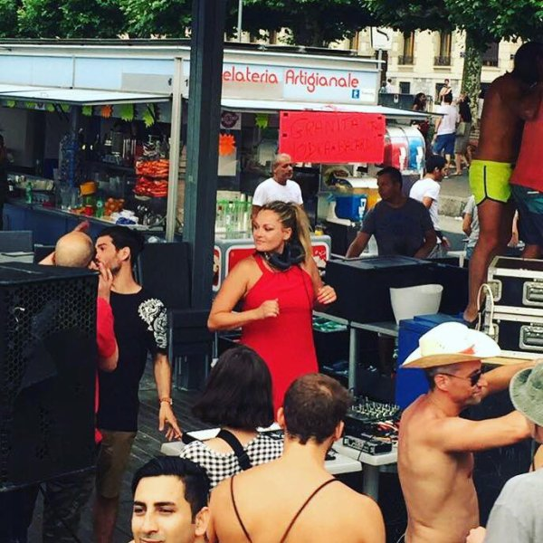 Lake Parade 2017 - Miss Shine
