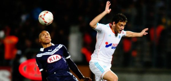 Match Bordeaux vs Marseille