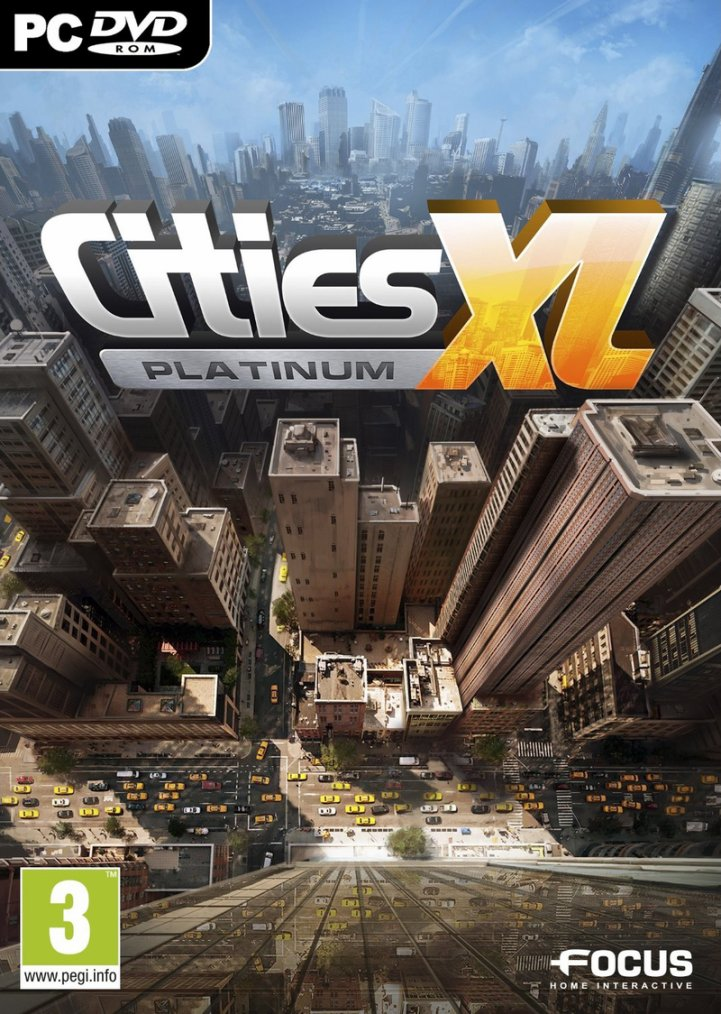 Cities Xl Platinum 5 Euro