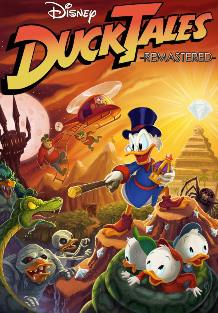 Duck Tales 5 Euro