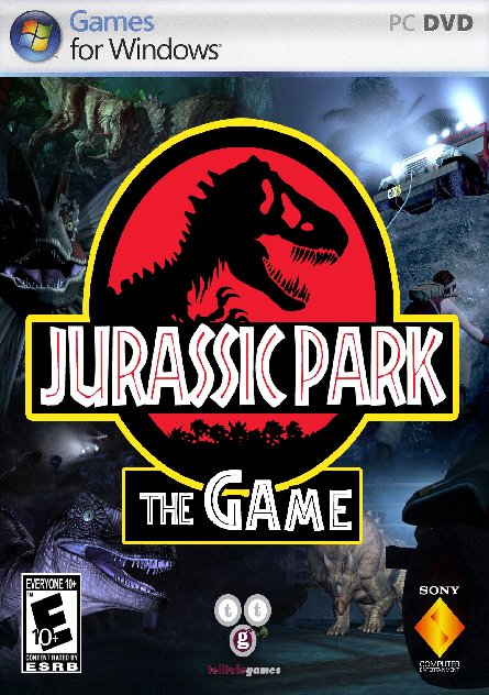 Jurassic Park The Game 5 Euro