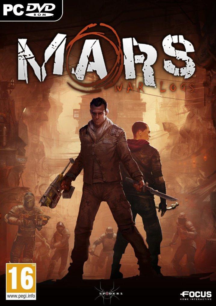 Mars War Logs 5 Euro