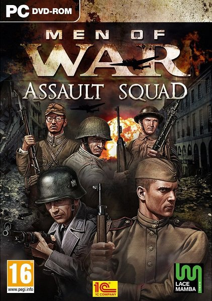 Men Of War Assault Squad 5 Euro