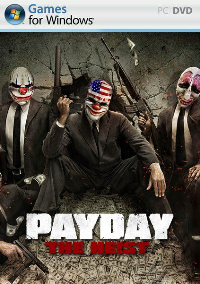 Payday The Heist 5 Euro