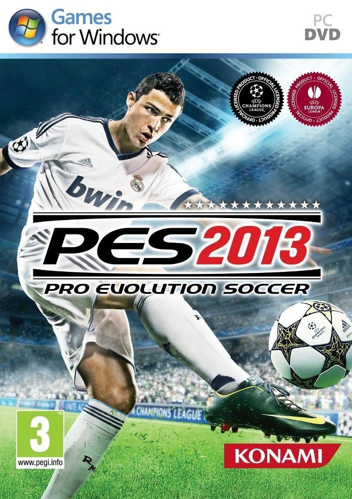 PES 2013 5 Euro