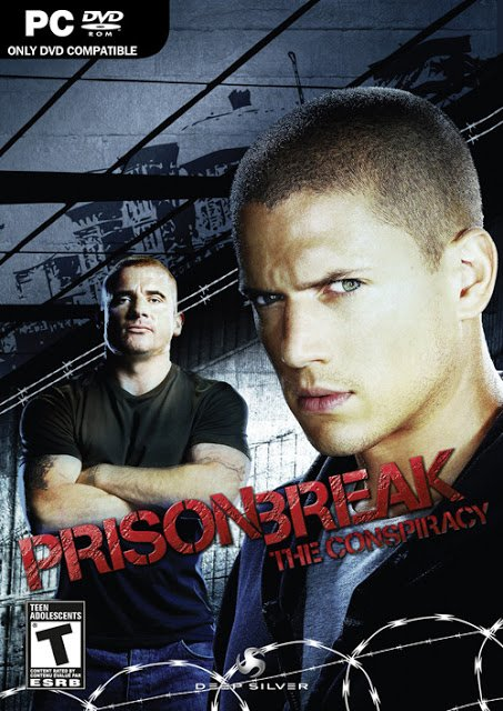 Prison Break Conspiracy 5 Euro