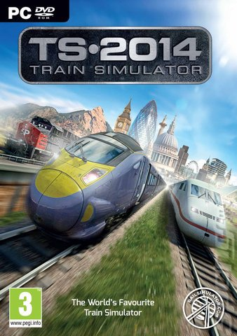 Train Simulator 2014 5 Euro