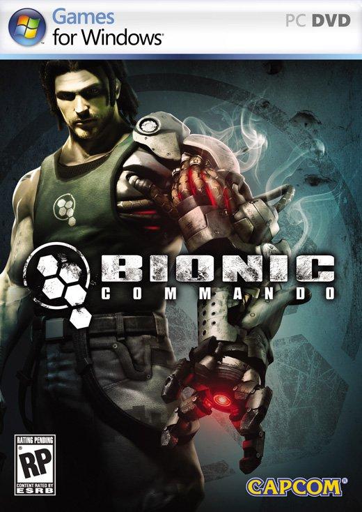 Bionic Commando 10 Euro