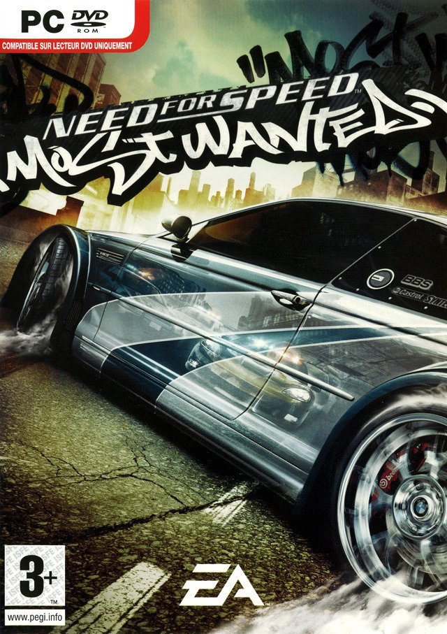 Need For Speed Most Wanted 10 Euro